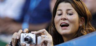 Post de Mirka Vavrinec, la mujer que mueve los hilos de la vida de Federer