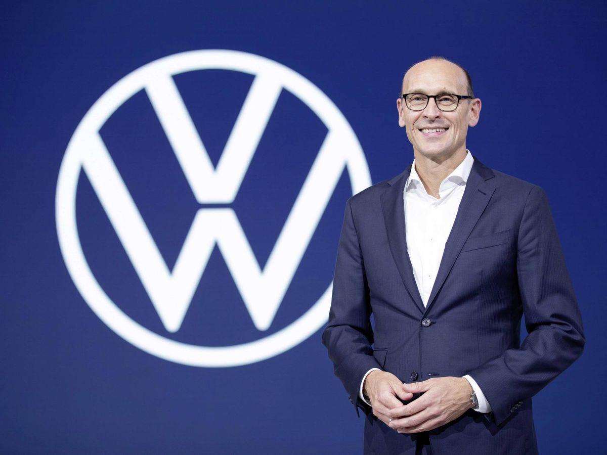 Foto: Ralf Brandstätter, CEO de la marca Volkswagen desde el pasado mes de junio.