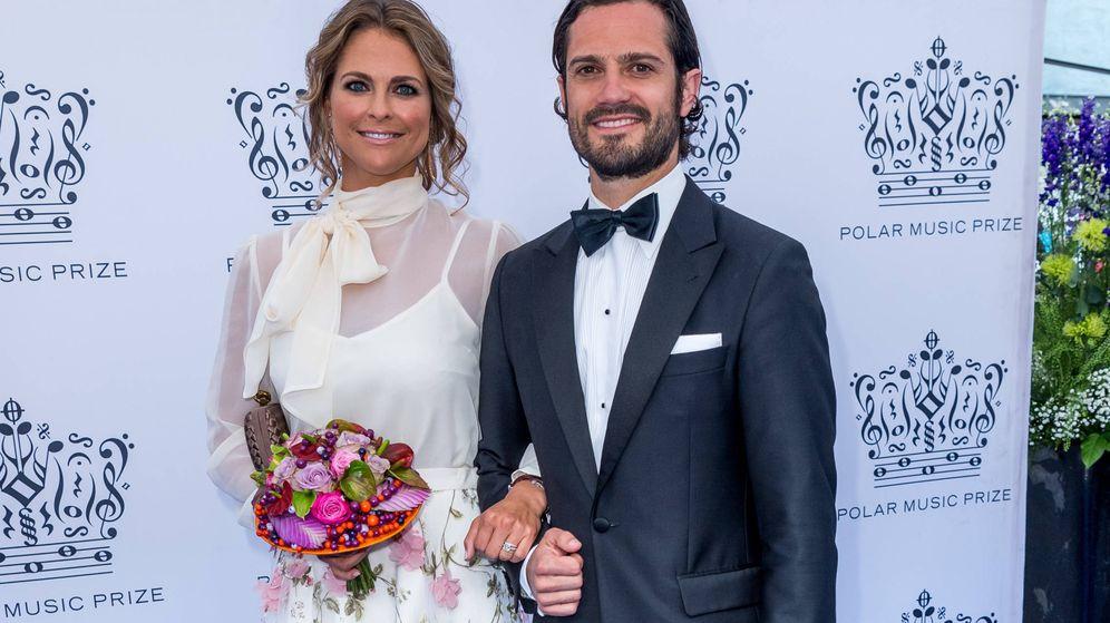 Foto: Carlos Felipe y Magdalena en una imagen de archivo. (Gtres)