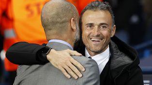Luis Enrique no quiere ser Guardiola