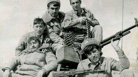 Humillados en Afganistán: la última guerra del imperio soviético