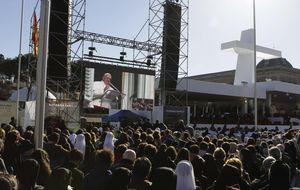 El Papa recuerda el drama de emigrantes y refugiados