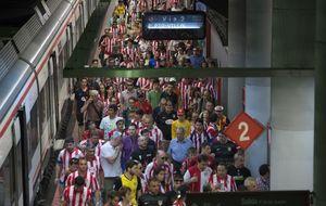En el vestuario del Atlético se 'tiran de los pelos' mientras el miedo a ganar hace mella