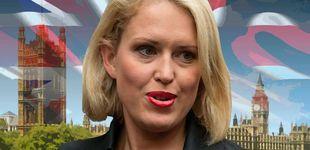 Post de La rubísima abogada de Assange provoca un escándalo sexual en el Parlamento