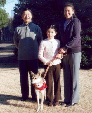 Foto: La princesa Aiko vuelve a la escuela