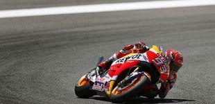 Post de La patata caliente de Márquez a Honda: o se mejora la moto, o seguirá 'cayéndose'