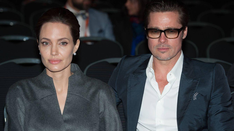 Foto: Angelina Jolie y Brad Pitt en una imagen de archivo (Gtres)