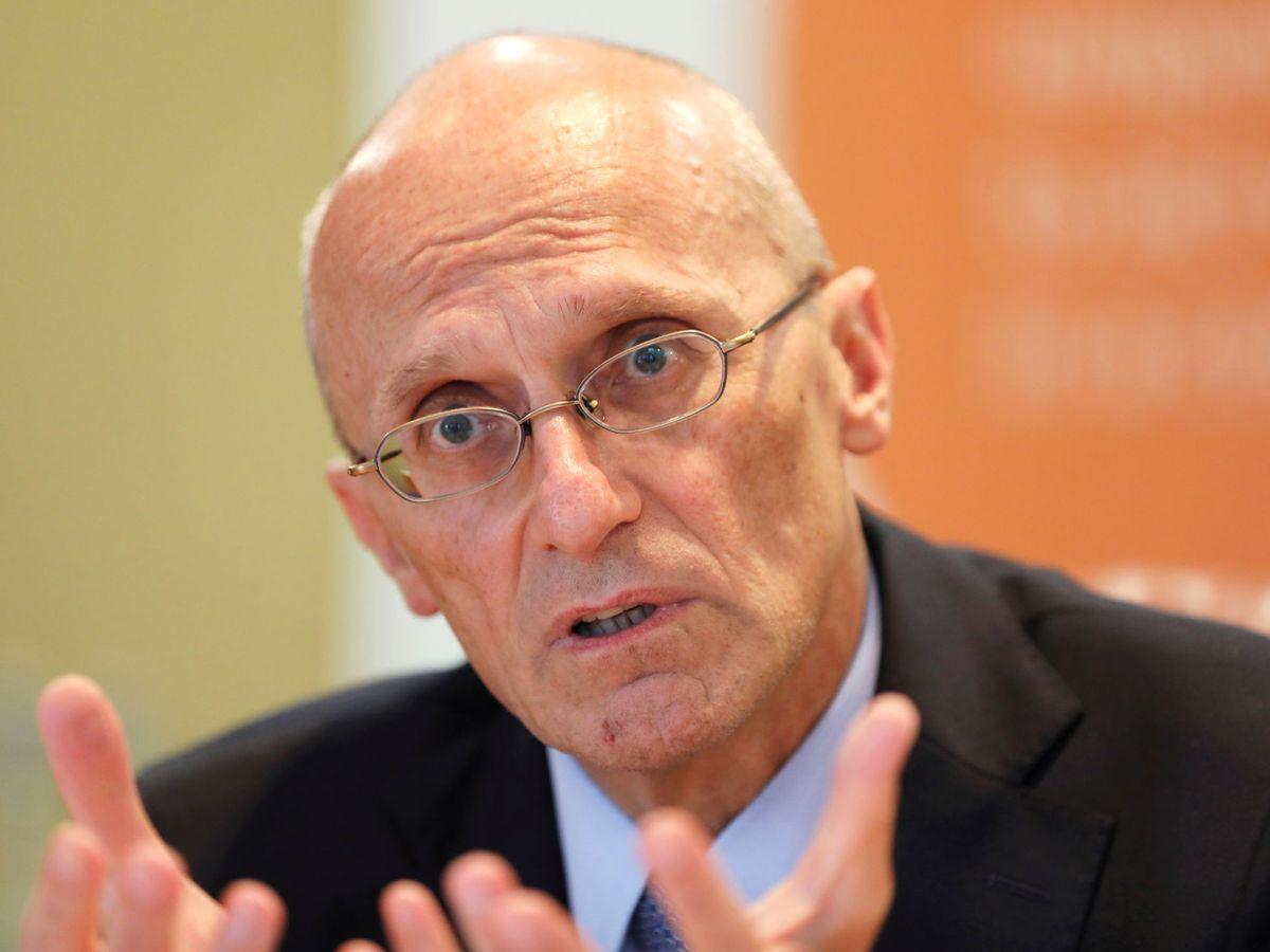 Foto: Andrea ENria, presidente del MUS. (Reuters)