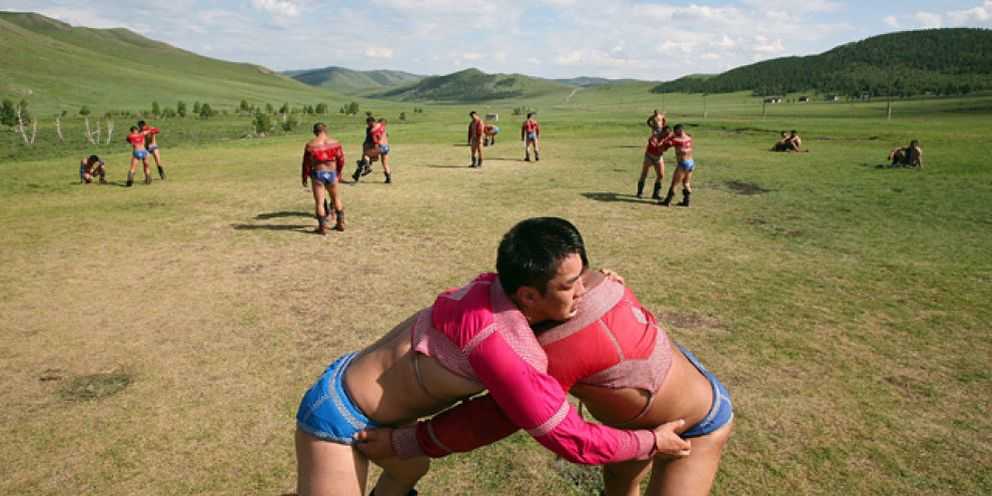 Foto: Mongolia, el paraíso de los recursos minerales