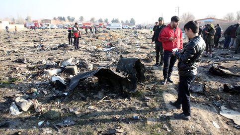 Un avión de Ucrania con 176 pasajeros se estrella en Irán, en imágenes