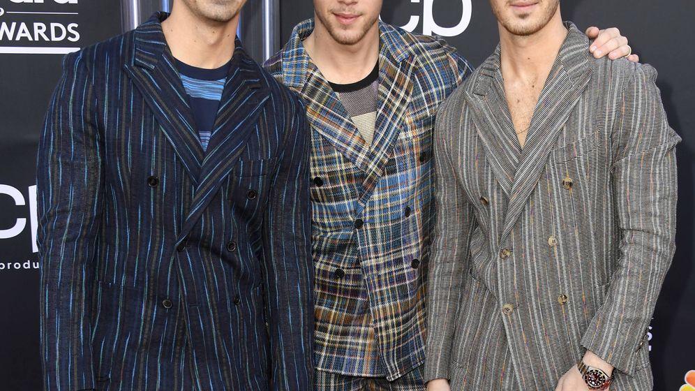 Foto: Los Jonas Brothers están de vuelta. (Getty)