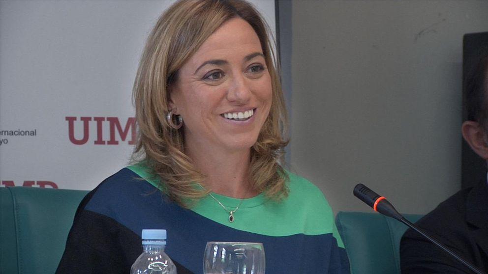 Chacón insinúa que no disputará a Sánchez las primarias del PSOE