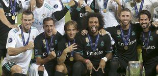Post de El Real Madrid gana la Supercopa de Europa ante más de 4,9 millones (39%)