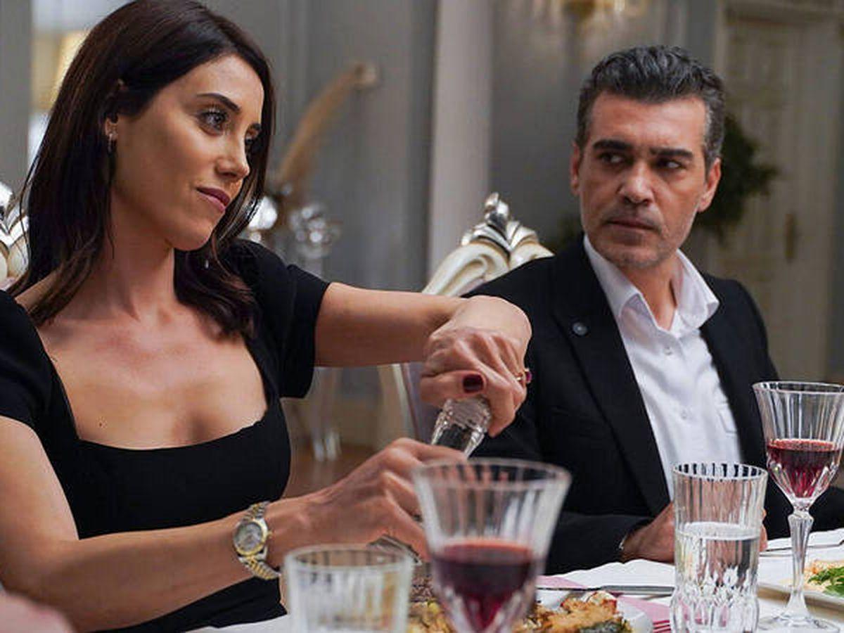 Foto: Imagen de la serie turca 'Infiel-Sadakatsiz'. (Kanal D)