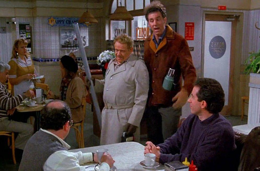 Foto: Imagen del episodio de 'Seinfeld', 'Festivus'