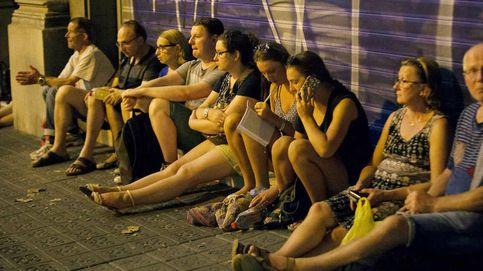 La noche más triste de las Ramblas de Barcelona