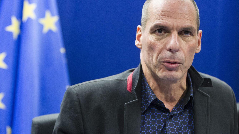 Foto: El ministro de Finanzas de Grecia, Yanis Varufakis