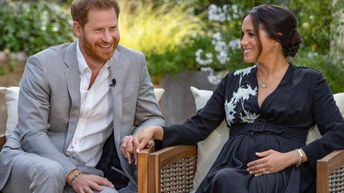 Las redes reaccionan a la esperada entrevista de Oprah Winfrey a Meghan y Harry