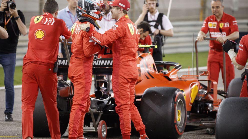 Los grandes se huelen entre sí: qué puede hundir sin piedad a Vettel frente a Leclerc