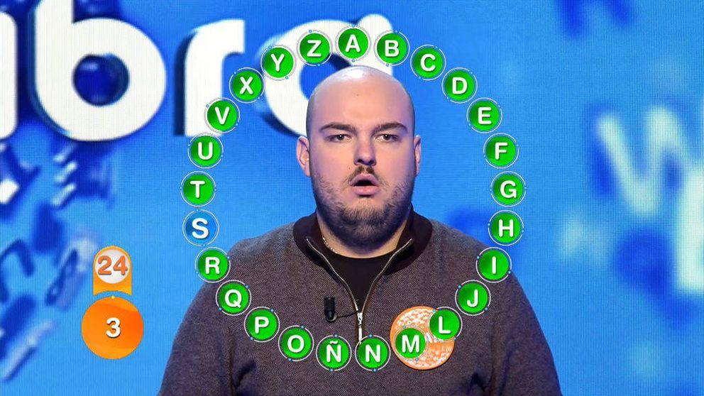 ¿Conoces las palabras que han impedido que Fran gane 'Pasapalabra'?