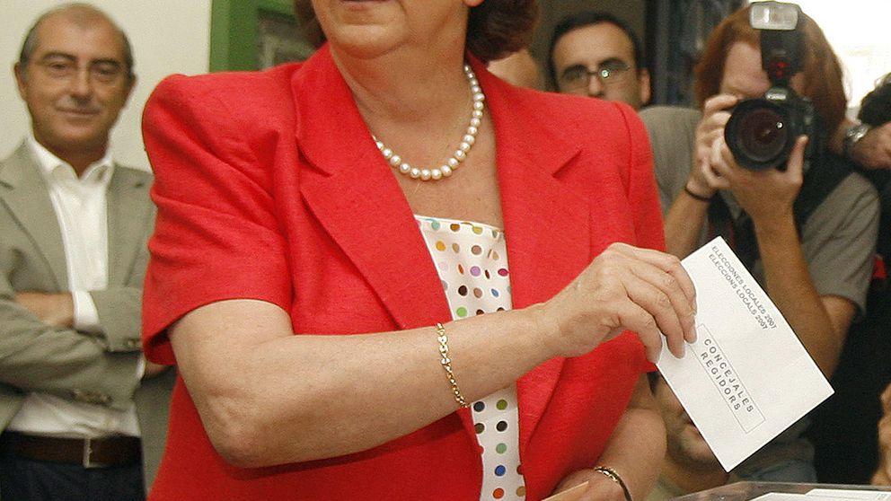 Posada apoya a los suyos: Me gustaría que Barberá continuara de alcaldesa