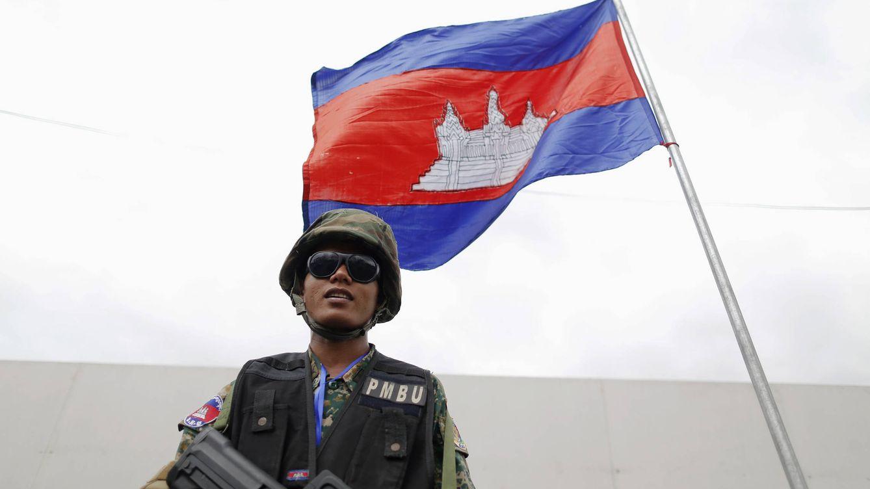 El último país en enfrentarse a Estados Unidos: la Camboya del 'premier' Hun Sen
