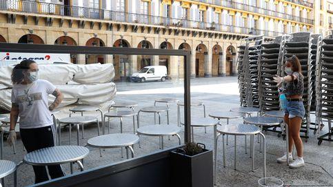 Sanidad permite que los ayuntamientos amplíen las terrazas de los bares