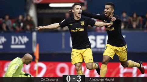 Simeone pierde el debate y vuelve a lo que siempre le funciona al Atlético