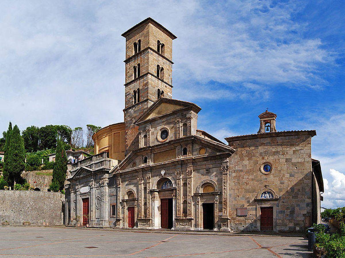 Foto: Iglesia de Santa Cristina de Bolsena