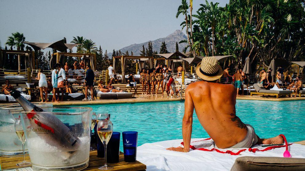 En imágenes: así se divierten los (muy) ricos en Marbella