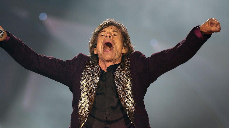 Mick Jagger en directo (EFE)