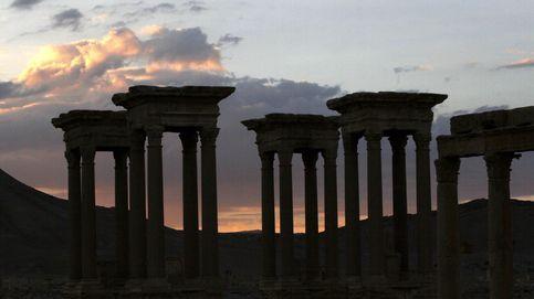 Daños irreparables en Palmira