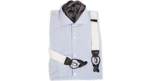 El arte de combinar camisas y accesorios