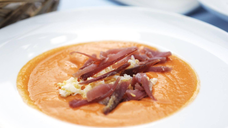 El salmorejo ha ganado popularidad en los restaurantes. (iStock)
