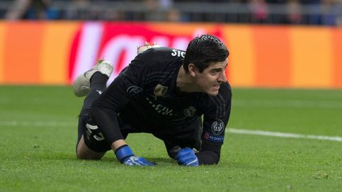 Courtois lesionado: el otro agujero en el Real Madrid con la preparación física