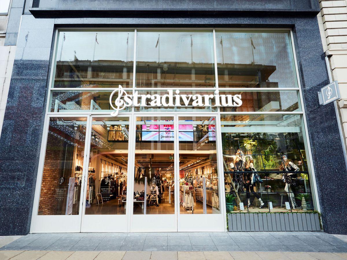 Foto: Tienda de Stradivarius