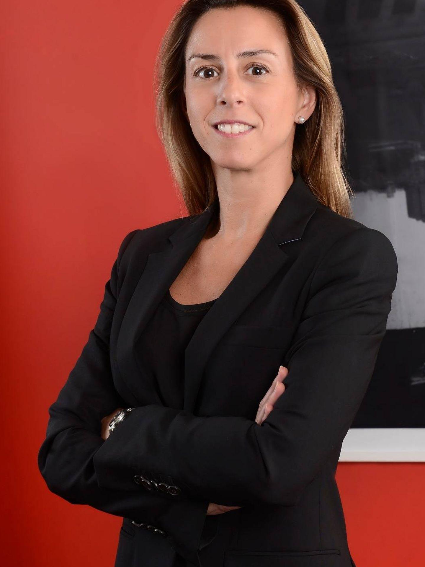 Bárbara Galbis, directora de Desarrollo Inmobiliario de Altamira.