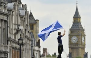 'The Economist' lanza un grito ante la independencia de Escocia: no nos dejes así