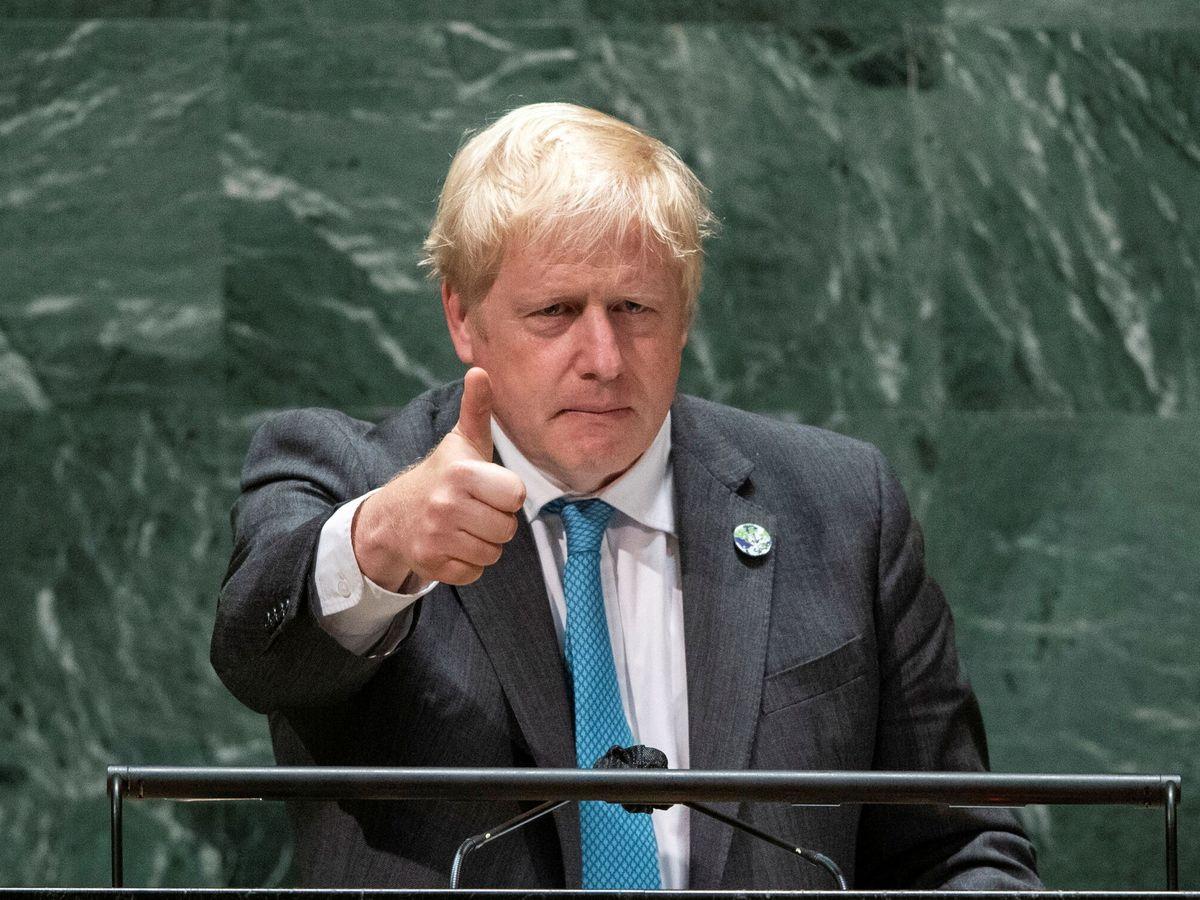 Foto: Boris Johnson, primer ministro británico. (Reuters)