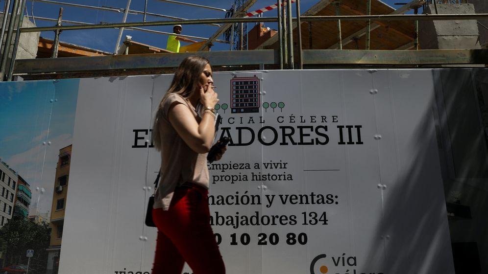 Foto: Obras de Vía Célere (Reuters)