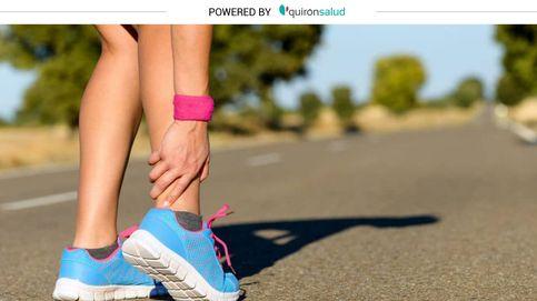 ¿Qué lesión puedes tener si te da un pinchazo mientras corres?