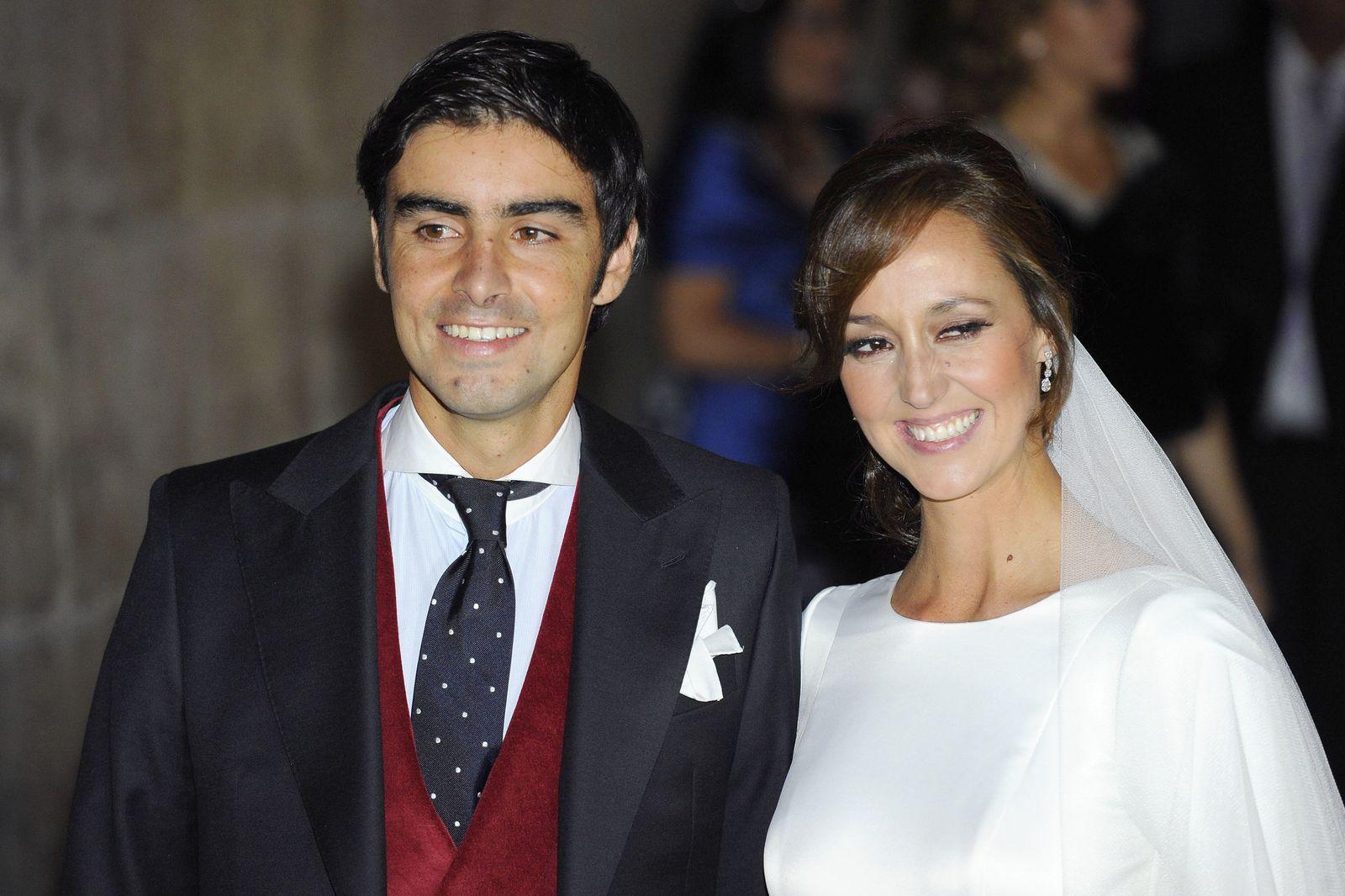 Boda de Miguel Ángel Perera y Verónica Gutiérrez ...