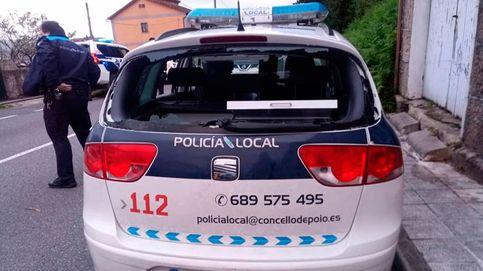 Emboscada: piedras, palos y machetes contra una patrulla en un poblado gallego