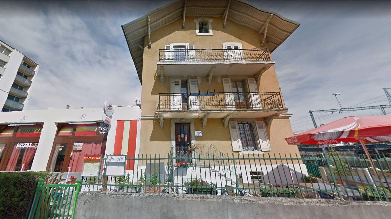 Centro de españoles en Yverdon- Les-Bains. (oeste de Suiza)