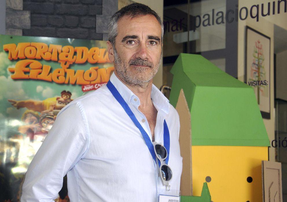 Foto: Javier Fesser, en el mercado de animación 3dwire