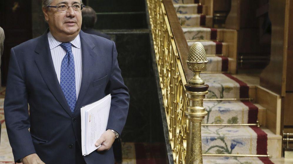 Foto: El ministro del Interior, Juan Ignacio Zoido (Efe).