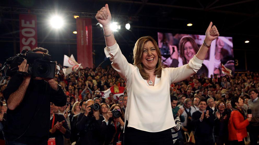 """La oposición, a Susana Díaz: """"Usa la Junta y recursos públicos para liderar el PSOE"""""""