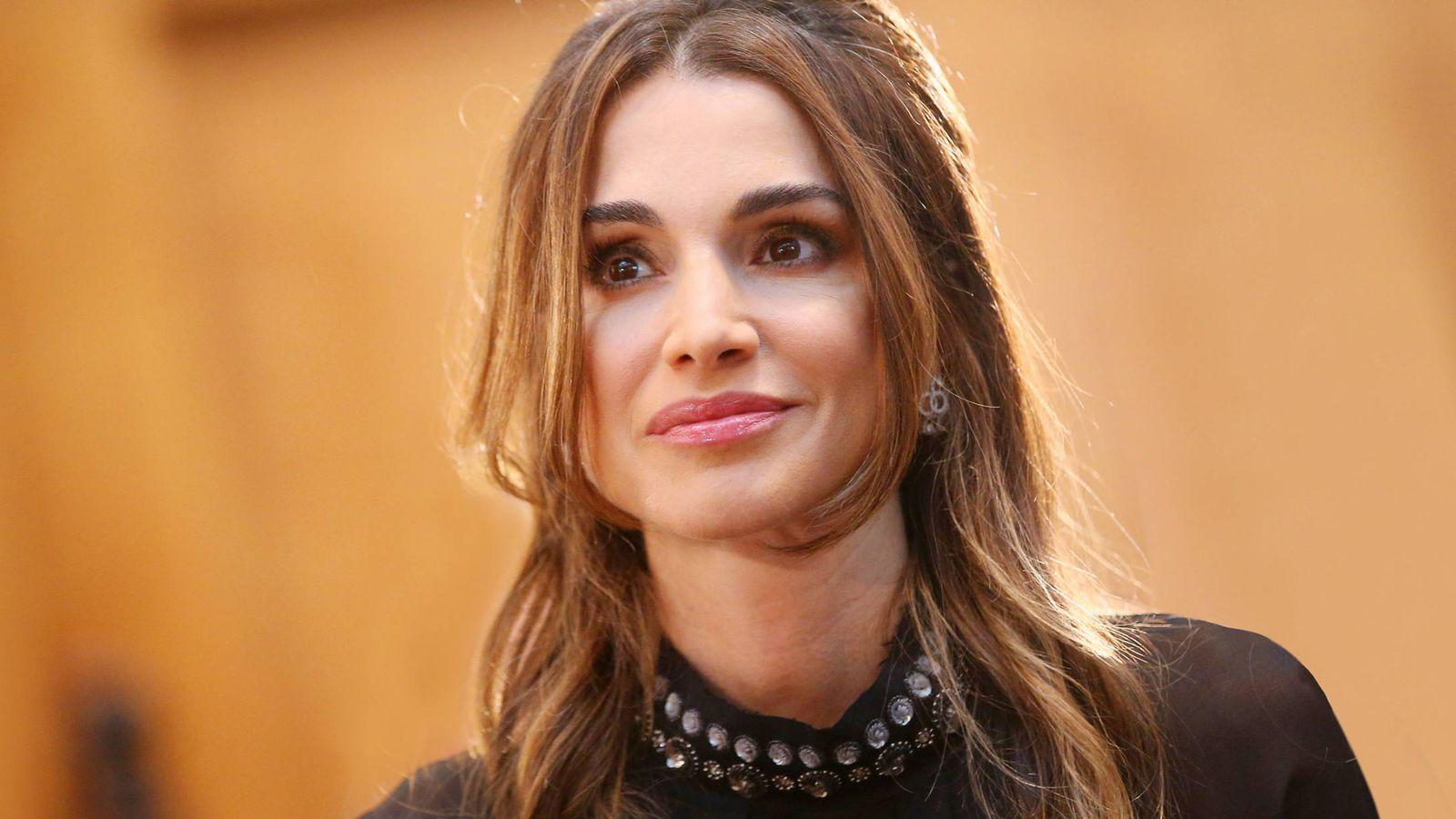 Foto: La reina Rania. (Getty)