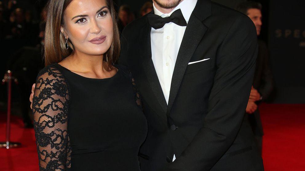 Gareth Bale da la bienvenida a su segunda hija