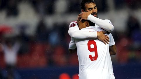 El Sevilla desespera al Villarreal con su seguridad para seguir en Europa